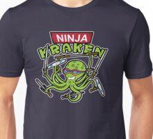 Ninja Kraken Unisex T-Shirt