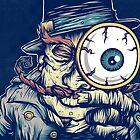 Private Eye by strangethingsA
