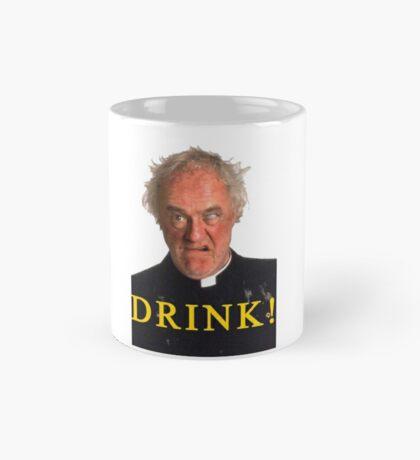 "Father Jack, ""DRINK!"" Mug"