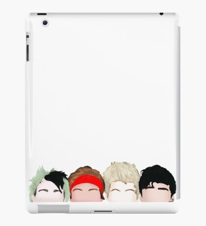 5 SECONDS OF SUMMER  iPad Case/Skin
