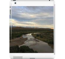 Rio Grande iPad Case/Skin