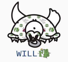 Monogram Record Head Logoception by WillFM