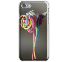 Rainbow Spaghetti iPhone Case/Skin