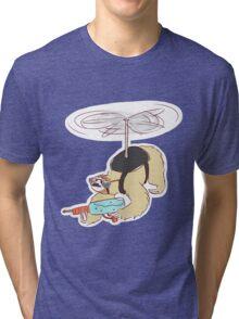 slothcopter Tri-blend T-Shirt