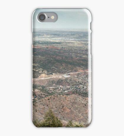 Manitou Springs iPhone Case/Skin
