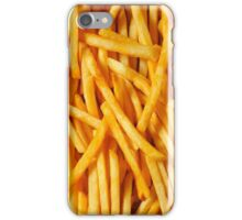 fries 4 dayz iPhone Case/Skin