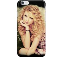 Cute Taylor Swift By RR iPhone Case/Skin