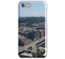 Seattle - Mt Rainier iPhone Case/Skin