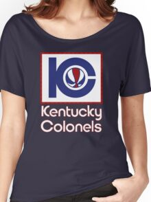 DEFUNCT - KENTUCKY COLONELS Women's Relaxed Fit T-Shirt