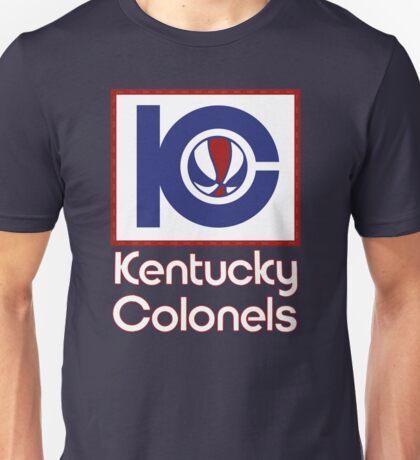 DEFUNCT - KENTUCKY COLONELS Unisex T-Shirt