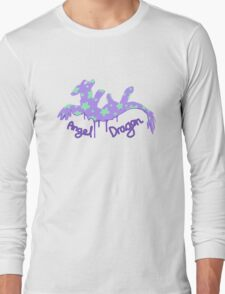 Angel Dragon Long Sleeve T-Shirt