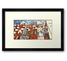 The Amiable Female Framed Print
