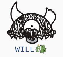 Zebra Record Head by WillFM
