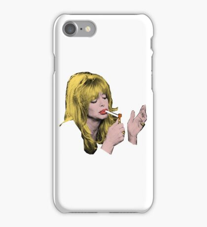 I'm unhappy, Maurice. iPhone Case/Skin