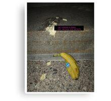 banana.jpeg 6 Canvas Print