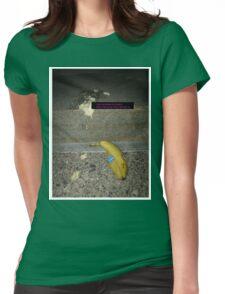 banana.jpeg 6 Womens Fitted T-Shirt
