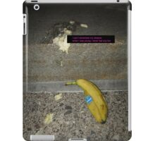 banana.jpeg 6 iPad Case/Skin