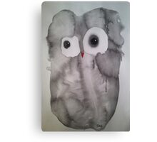 Owl 11 Canvas Print