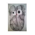 Owl 11 by Julie  Sutherland
