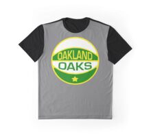 DEFUNCT - OAKLAND OAKS Graphic T-Shirt