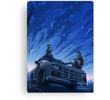 Life is Strange: Road Trip Canvas Print