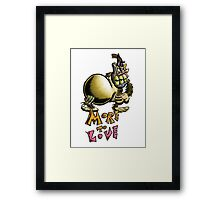 Tubbs- More To Love Framed Print