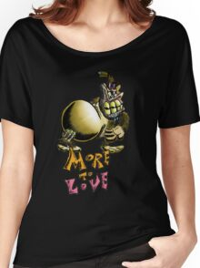 Tubbs- More To Love Women's Relaxed Fit T-Shirt