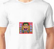 Retro Gamer Dude Unisex T-Shirt
