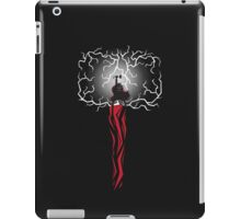 Might of Mjolnir iPad Case/Skin