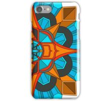 Abstract - Sundial Collection iPhone Case/Skin