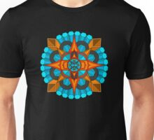 Abstract - Sundial Collection Unisex T-Shirt