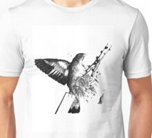 Natural History - Flowers Unisex T-Shirt