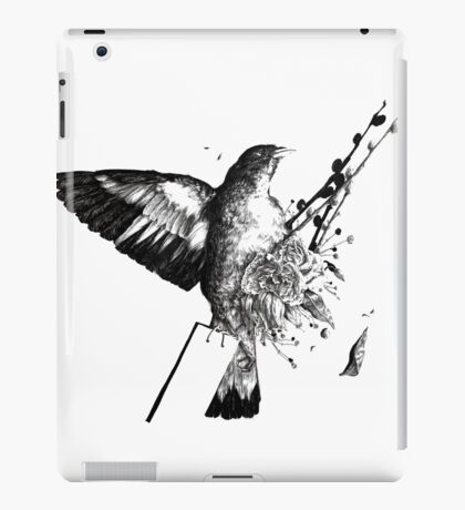 Natural History - Flowers iPad Case/Skin