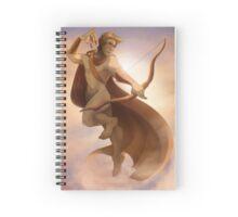 Apollo Spiral Notebook