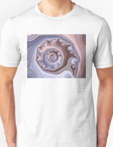 Purple Fractal T-Shirt