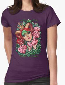 Titania Stigmata Womens Fitted T-Shirt