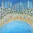Beach City by Julie  Sutherland