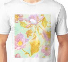 Flowers in My Dream #redbubble #buyart #lifestyle #decor #fashion Unisex T-Shirt