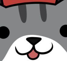 Guy Furry Sticker
