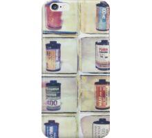 Film Collage #1 iPhone Case/Skin