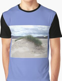 Sand Dune with Mohican Haircut - Western Isles Graphic T-Shirt