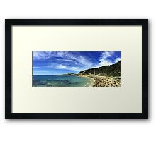 point nepean national park: victoria, australia Framed Print