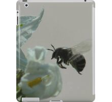 IT IS TO BEE--APPAREL--SAVE OUR BEES iPad Case/Skin