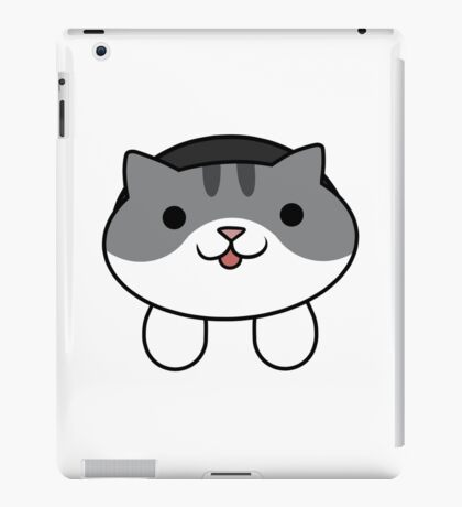 Pickles the Cat iPad Case/Skin