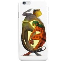 Chat Noir and Ladybug iPhone Case/Skin