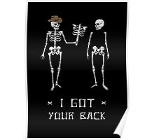 Got Your Back Poster