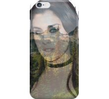 Lauren Jauregui // Trees iPhone Case/Skin