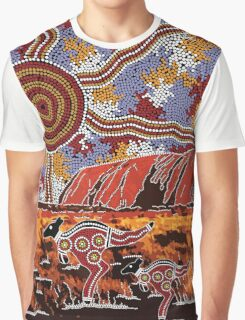 Uluru | Ayers Rock Graphic T-Shirt