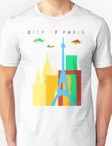City of Paris T-Shirt