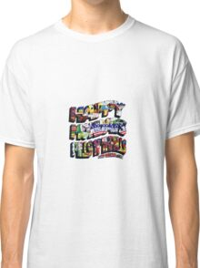HAPPY MONDAYS PILLS 'N' THRILLS AND BELLYACHES Classic T-Shirt